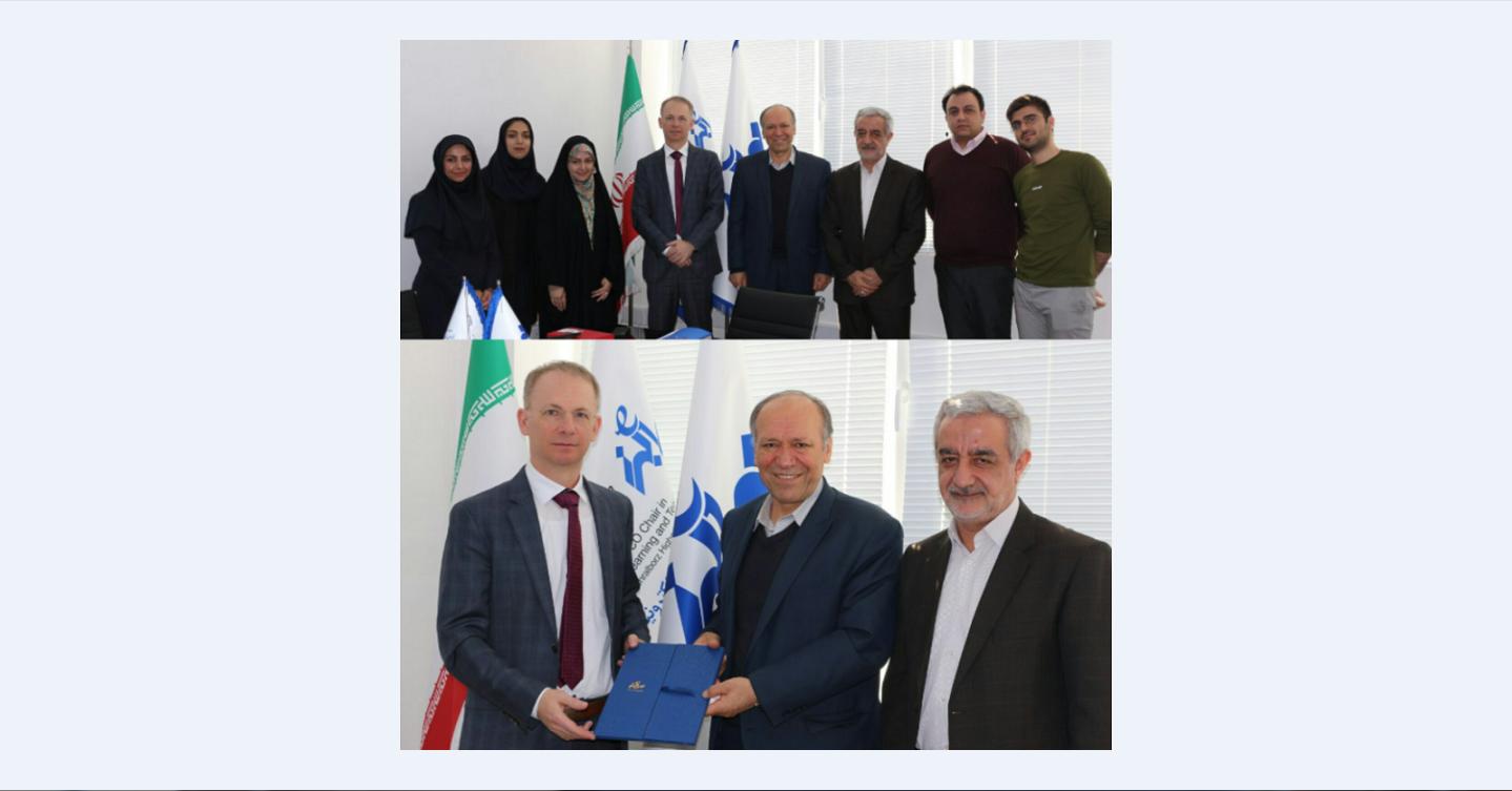 http://www.ucet.irانعقاد تفاهم نامه همکاری مشترک با کرسی تکنولوژی آموزشی دانشگاه صنعتی درسدن آلمان